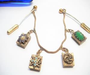 bracelets, etsy, and statement jewelry image