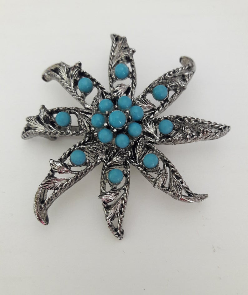 etsy, anniversary gift, and vintage brooch image
