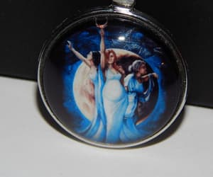 crossroads, triple goddess, and hecate symbol image