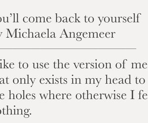 confession and michaela angemeer image