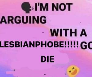 gay, lesbian, and meme image