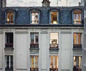 house, paris, and building image