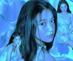 edit, yeri, and blue image
