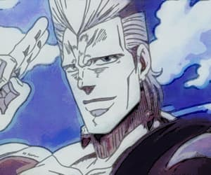 aesthetic, stardust crusaders, and jojo's bizarre adventure image