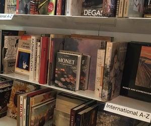 books, art, and artist image
