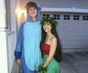 Halloween, lilo & stich, and disney image