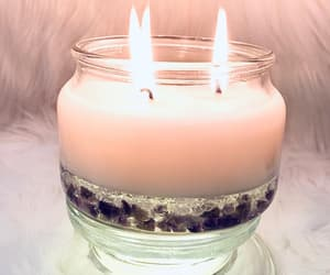 aromatherapy candles, long lasting candles, and organic candles image