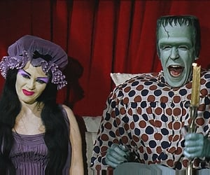 &, Lily Munster, and lily image