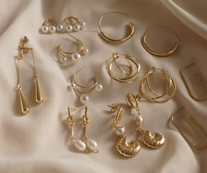 accessories, dress, and eyes image