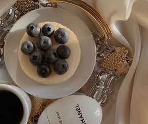 coffee, chanel, and food image