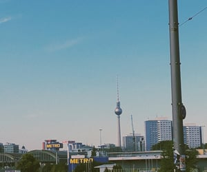 aesthetic, berlin, and city image