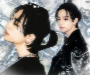 aesthetic, hyun, and skz image