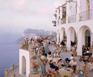 capri, italy, and summer image
