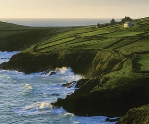 photography, ireland, and landscape image
