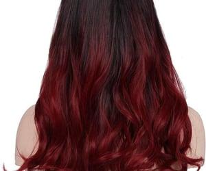 brown hair, pelo moreno, and castaño oscuro image
