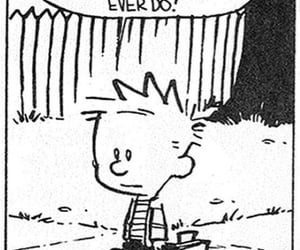 calvin and hobbes and comics image