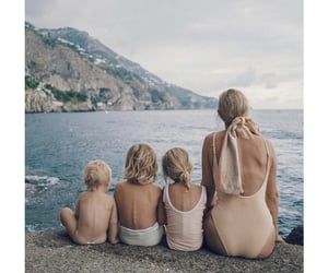 family ocean image