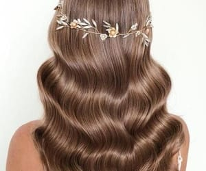 beautiful, hair, and love image