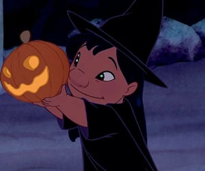 Halloween, disney, and lilo image