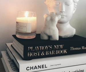 candle, chanel, and chic image