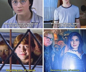 books, Fred, and george image