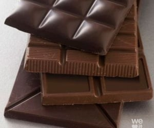 chocolate, food, and brown image