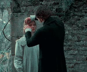 charlotte bronte, gif, and michael fassbender image