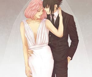 couple, sasuke uchiha, and love forever image