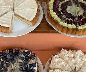 Algeria, cake, and china image
