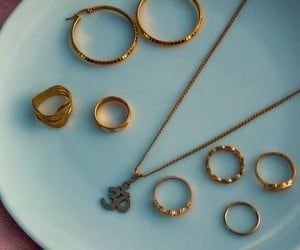 essentials, love, and golden image