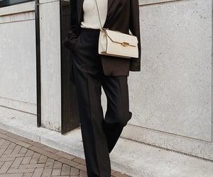 converse, street wear, and brown blazer image