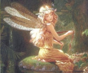 fairy and art image