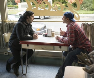 Milo Ventimiglia, food, and scott patterson image