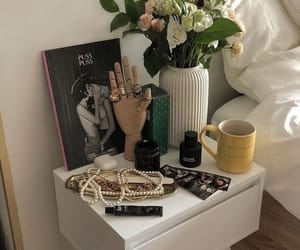 flowers, interior, and aesthetic image