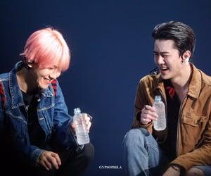 exo, SM, and oh sehun image