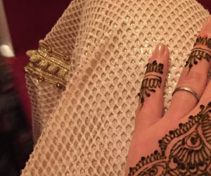 henna, tatouage , and tattoo image