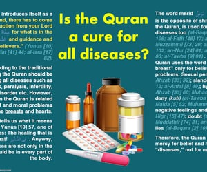 cure, disease, and healing image