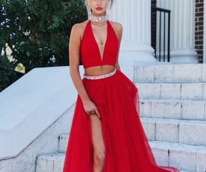 dress, dresses, and graduationdress image