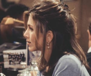 Jennifer Aniston, rachel green, and tv show image