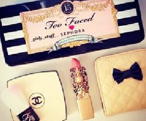 chanel, makeup, and toofaced image