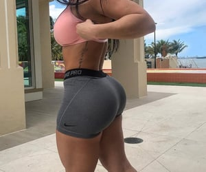 abs, curvy, and hourglass image