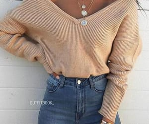 casual, fashion, and cute image