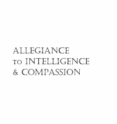 article, allegiance, and compassion image