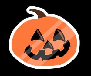 aesthetic, Halloween, and overlay image