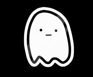 ghost, Halloween, and overlay image