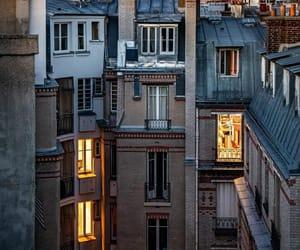 paris, paris by night, and photographie image
