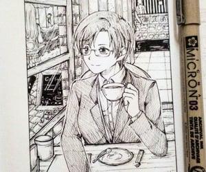 anime, fanart, and MM image