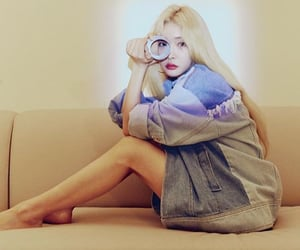 girl, idol, and korean image