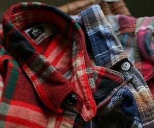 shirt, autumn, and clothes image