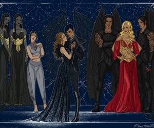 aesthetic, article, and feyre image